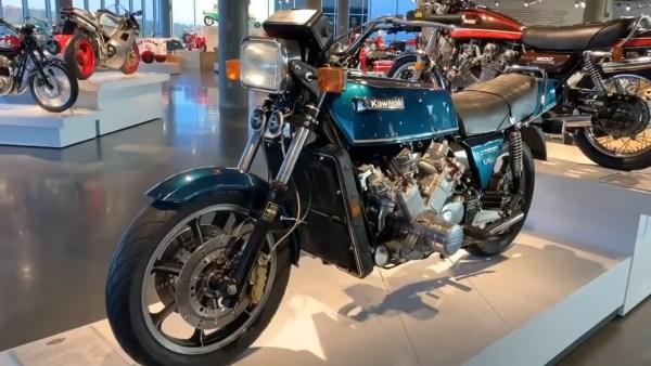 Allen Millyard Kawasaki Z2300 V12