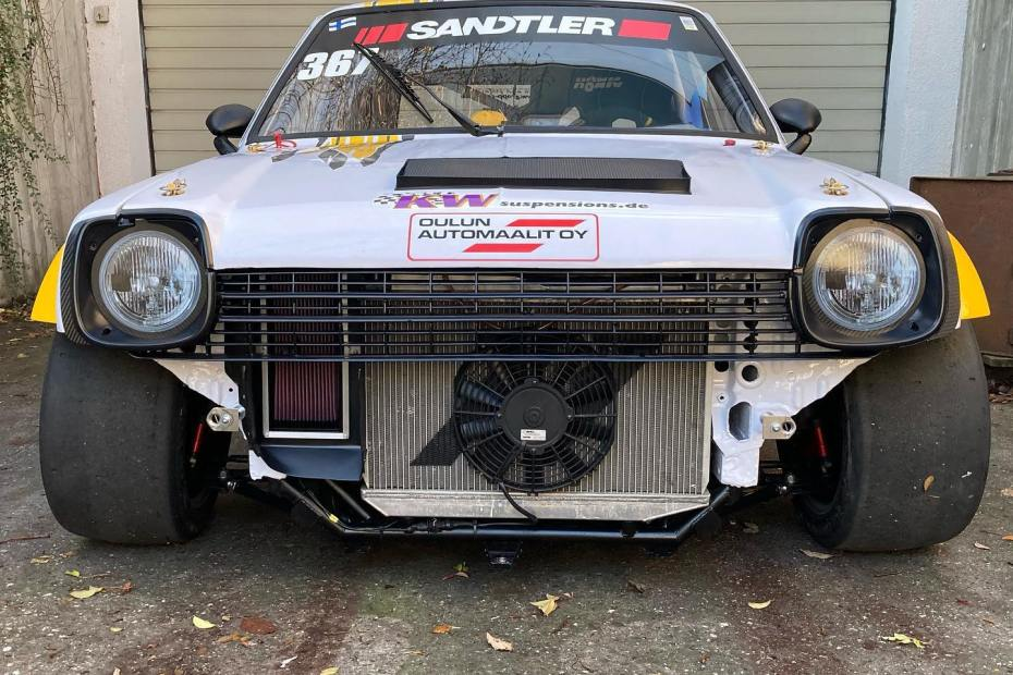 VHTRacing Engineering Toyota Starlet with a 4A-GE Inline-Four