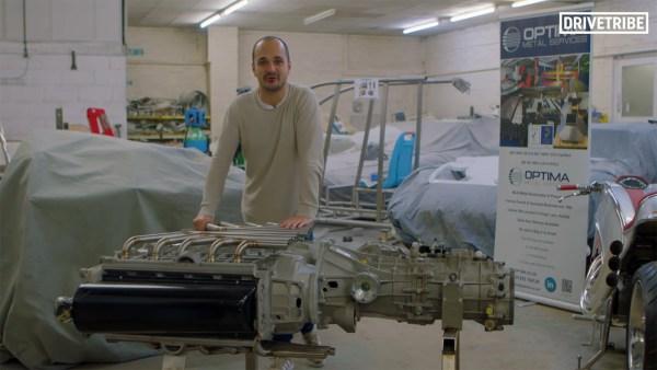 Villiers Engineering twin-engine X20
