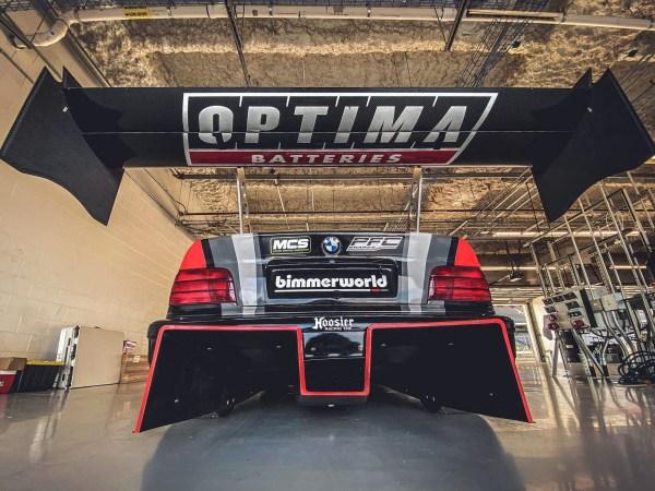BimmerWorld BMW E36 with a Twin-Turbo S63 V8