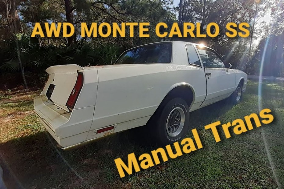 Andrew Coulombe AWD Monte Carlo