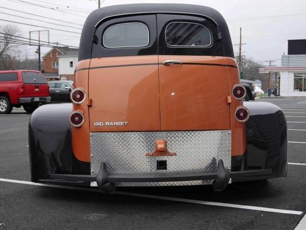 Custom 1951 Ford COE with a Dodge 440 ci big-block V8