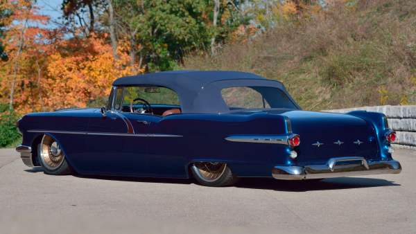 1956 Pontiac Star Chief with a Supercharged LSX V8