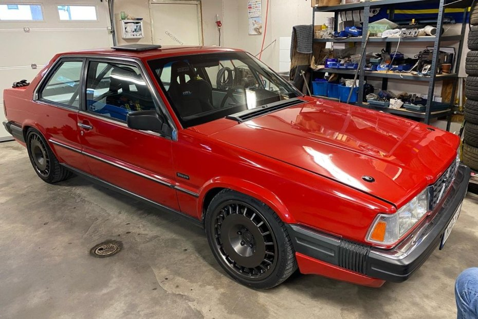 1987 Volvo 780 with a Turbo LSx V8