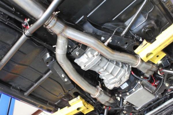 1989 Firebird Formula with a 451 ci LSx V8