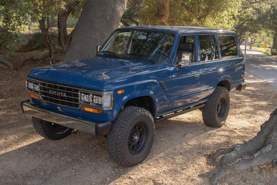 1989 Toyota Land Cruiser built by TLC with a LS3 V8