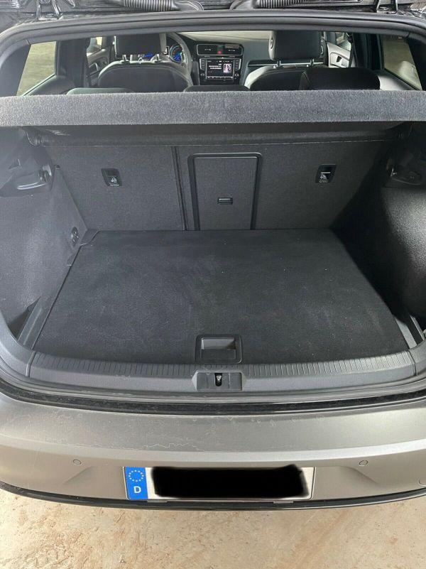 VW Golf R Mk7 with a turbo 2.5 L inline-five