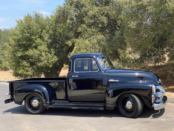 1954 Chevy 3100 with a LS3 V8