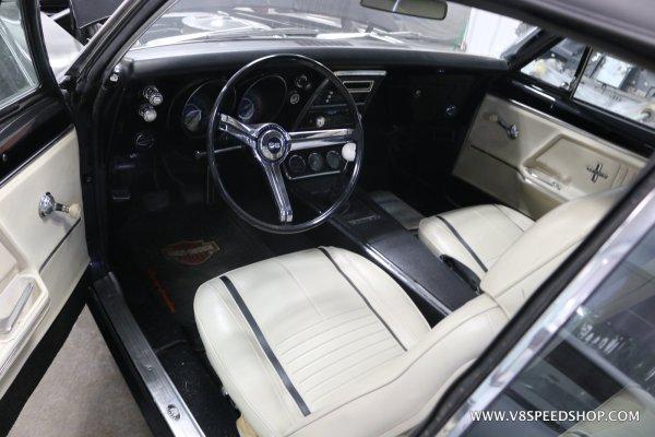 1967 Camaro RS/SS with a 427 ci ZZ427 V8