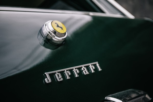 1969 Jerrari is a Jeep Wagoneer with a Ferrari front