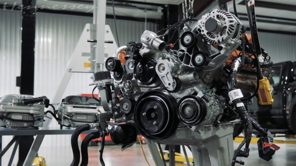 2021 Dodge Ram TRX with a Supercharged Hellephant V8