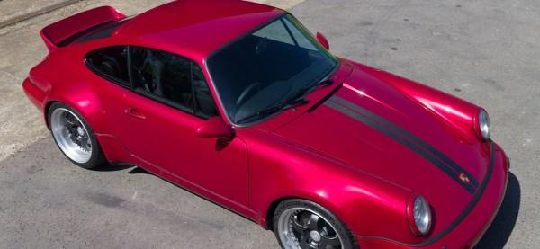 Electric Porsche 964