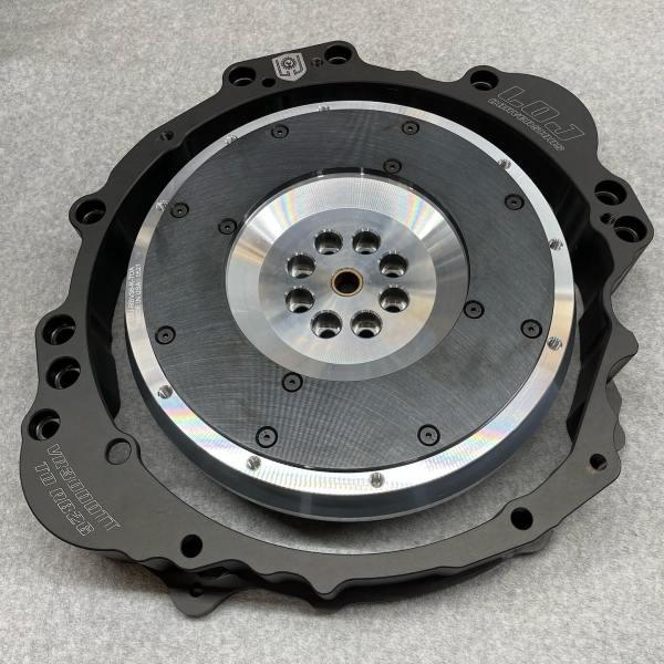 LOJ Conversions VR30DDTT V6 to RB-Series transmission adapter