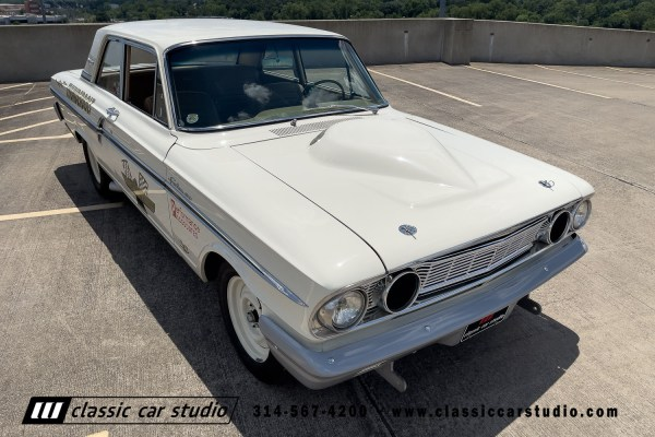 1964 Ford Fairlane with a 427 ci V8