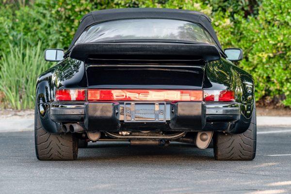1977 Porsche 911 with a LS1 V8