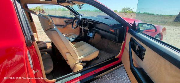 1986 Camaro with a LS7 V8