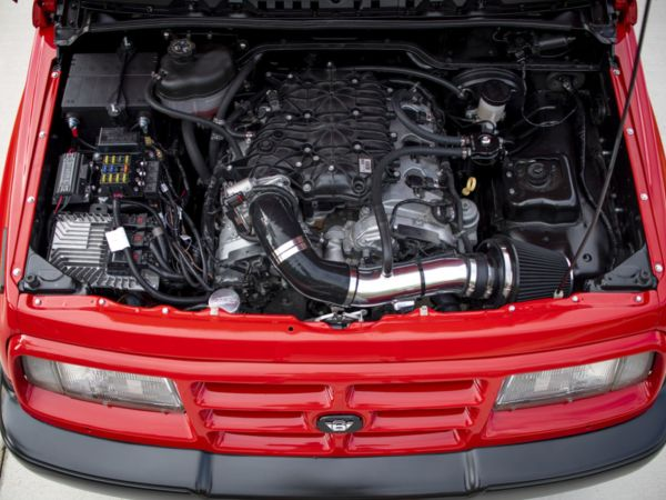 1996 Geo Tracker with a 3.6 L Chevy V6